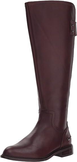 7698aa4e05a1 Sam Edelman Penny 2 Wide Calf Leather Riding Boot at Zappos.com