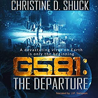 G581: The Departure cover art