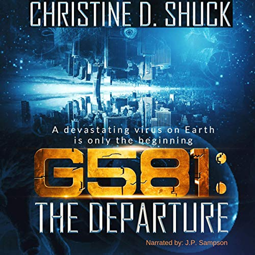 G581: The Departure audiobook cover art