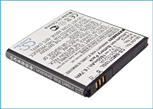 1800mAh Battery Replacement for Samsung Galaxy SII Duo, SCH-I929, SPH-D710, P/N EB625152VA, EB625152VU