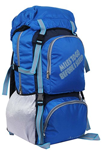 POLE STAR 60 Ltr Royal Blue Rucksack