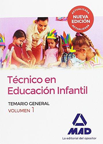 Técnico en Educación Infantil. Volumen 1