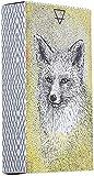 YQRX Animal Oracle Tarjetas, Tarjetas de 44 Cartas de Deck Oracle...
