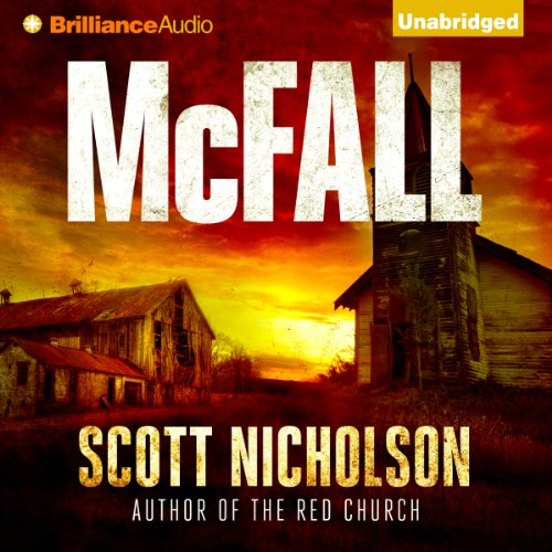 McFall audiobook cover art