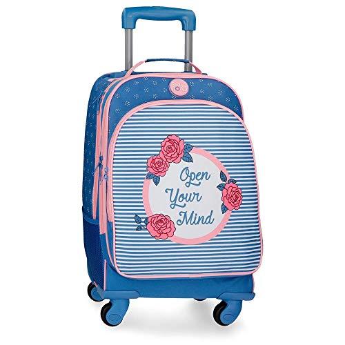 mochilas escolares de 4 ruedas