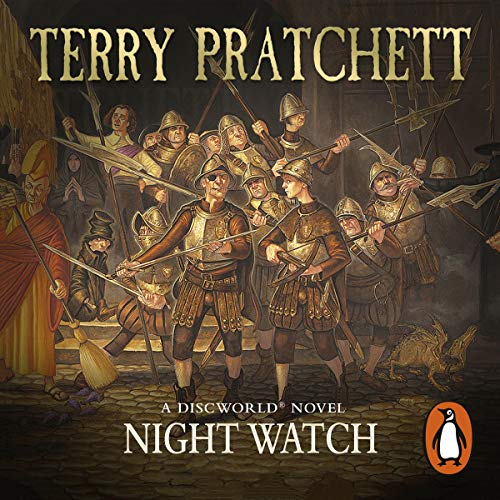 Night Watch Audiobook By Terry Pratchett cover art