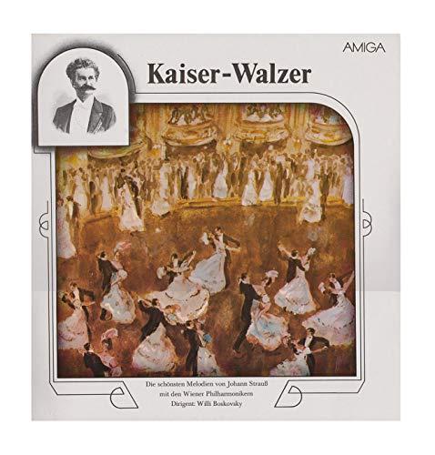 Johann Strauss Jr. - Wiener Philharmoniker - Willi Boskovsky - Kaiser-Walzer - AMIGA - 8 45 264