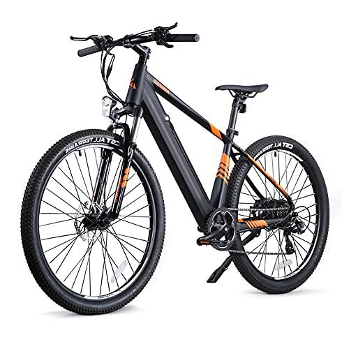 27Zoll E Bike MountainbikeDamen Herren...
