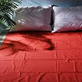 AGPFB Waterproof Couples Bed Sheets S-ě-x Mattress Cover Relaxation Body Mássaging Bedding Sheets Mǎstùrabǎtion Tool (Size : L)