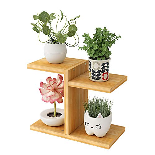 Jklt Plantenstandaard tafel plant opmaaier staander bloempot steiger pot bloempot standplaats tuin tentoonstelling stand stand plaats veelzijdigheid en brede toepassingsmogelijkheden