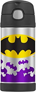 Thermos Funtainer 12 Ounce Bottle (Batgirl Purple)