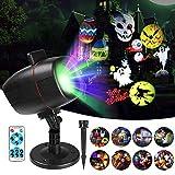 Innoo Tech Projecteur Halloween LED Extérieur Lumière Etanche IP65, Projecteur led...