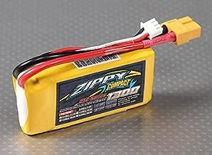 Zippy Compact 1300mAh 2S 25C Lipo Pack