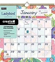 Wells Street by LANG WSBL Ladybird Create-It カレンダー (6095002) オフィス壁掛けカレンダー (6095002)