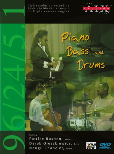 Piano Bass & Drums [DVD-AUDIO]