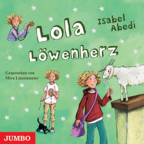 Lola Löwenherz Titelbild