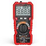 ZYY Multímetro - Ht118A multímetro digital auto de la gama Multi-Meter 6000 cuentas de verdadero valor eficaz de medición AC / DC Tensión Corriente Resistencia de la capacitancia de frecuencia Tempera