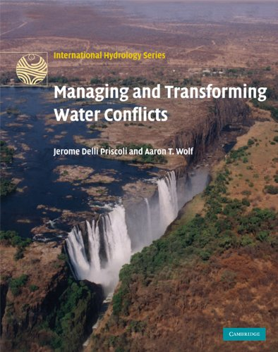 Image OfManaging And Transforming Water Conflicts (International Hydrology Series)