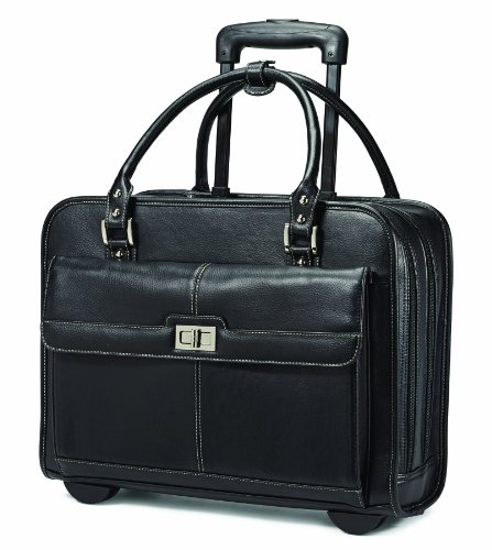 Samsonite Women's Mobile Office, Black, One Size