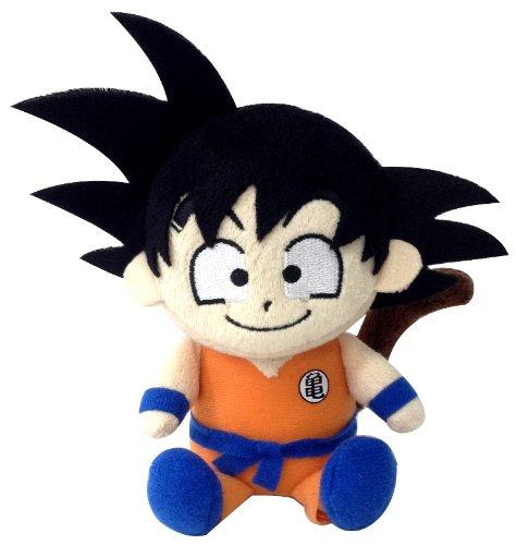 BanDai DBZ Dragon Ball Kai Mini muñeca de Peluche – 14 cm Son Goku de Peluche