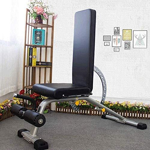 Verlicht vermoeidheid Verstelbare dumbbells fitness professional kruk kruk, bankdrukken commerciële fitness stoel, sit-ups fitness apparatuur zuiver commercieel instrument, de sectie hoekinstelling 18