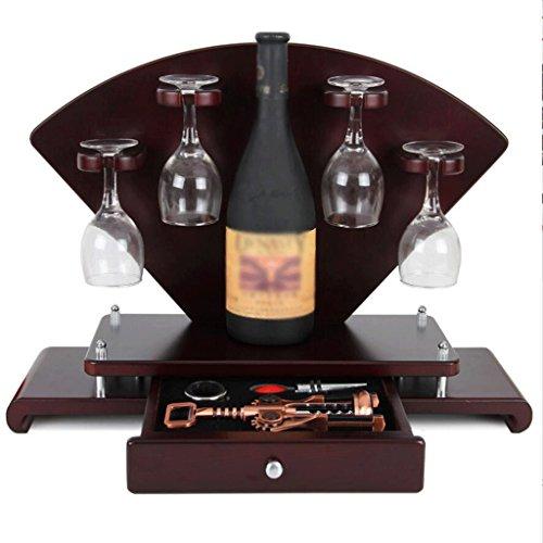 Porte-bouteille GAOLILI de vin décoration créative de vin en Bois ameublement Home Decorations à la Maison européenne