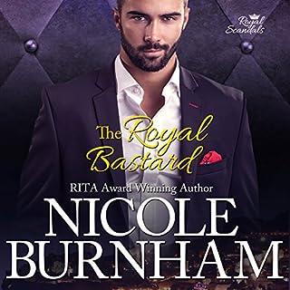 The Royal Bastard audiobook cover art