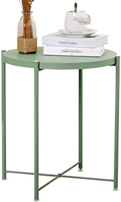 Furniture of America CM4384E-3A Simran Glass Top End//Side//Nesting Tables