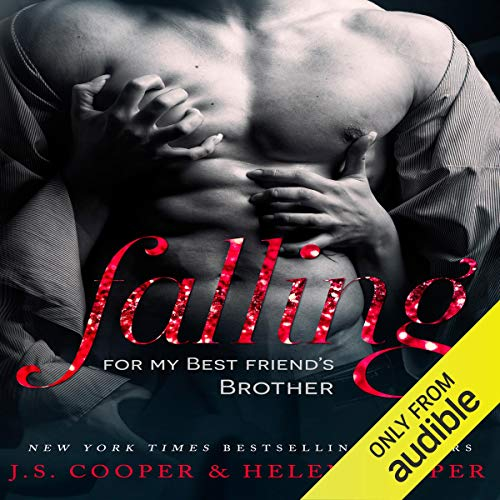 Falling for My Best Friend's Brother audiobook cover art