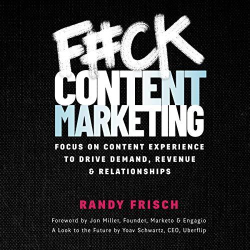 F#ck Content Marketing cover art