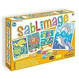 Sentosphère 3980880 - Arena imágenes de Peces y Delfines, 4 imágenes Originales