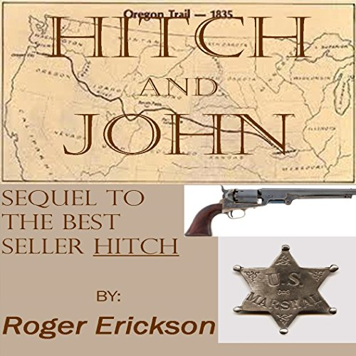 Hitch and John audiobook cover art