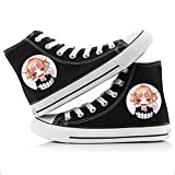 SevenLeo Zapatos Mujer Zapatillas Hombre Zapatos De Niño Niña Adolescente Zapatillas Lona Zapatos Casuales Zapatos Hombre Unisex My Hero Academia Anime Shoes 37