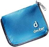 Deuter Zip Wallet, Cartera con Cremallera Unisex Adulto, Azul (Bay), 24x36x45 cm (W x H x L)