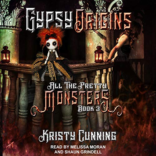 Gypsy Origins audiobook cover art