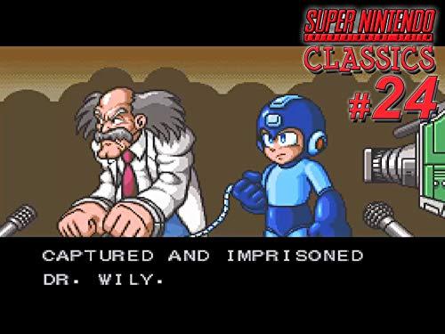 Clip: Mega Man 7 - Robot Master 1 bis 4