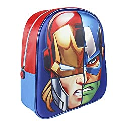 Boy's Personal Bag - Cerdá 3D Avengers Backpack