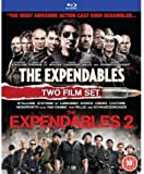 Expendables 1 & 2 [Blu-ray]