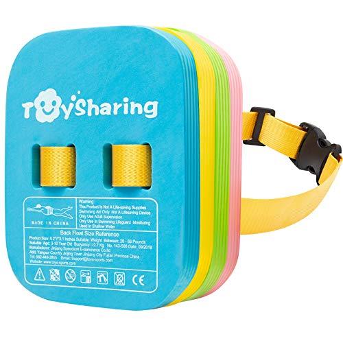 ToySharing Tabla de natación fácil agarre, para natación, cómoda, durable, para adultos, niños, equipo de ejercicios de piscina, una forma de camuflaje rosa