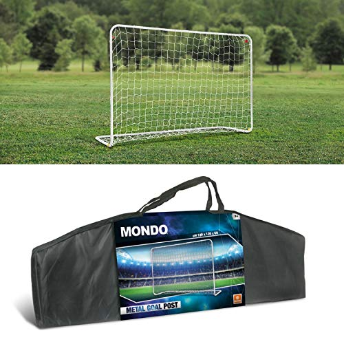 Mondo Motors - Jeu de Plein Air - But de Goal en Métal