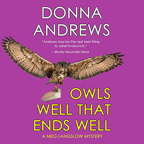 Owls Well That Ends Well copertina