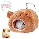 Cama de felpa suave para mascotas,Invierno Animal doméstico Cama,Cama para animales pequeños,Cueva...