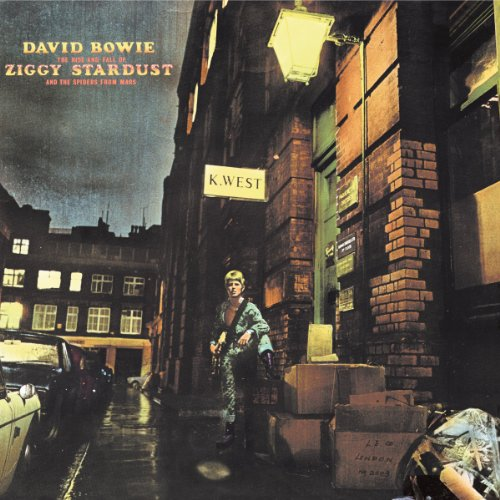 Bowie,David: Rise and Fall of Ziggy Stardust and the Spiders Fr (Audio CD (Standard Version))