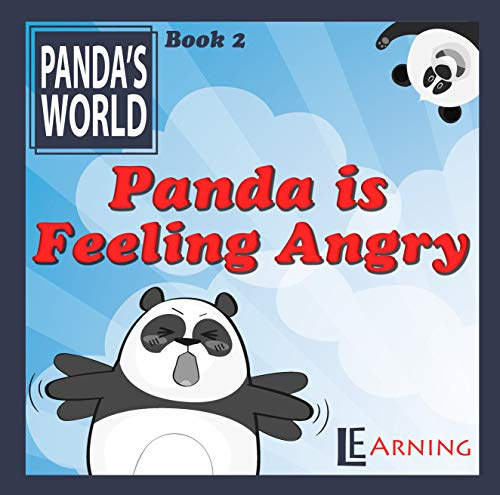 Panda is Feeling Angry: Rhyming lesson book series for kids ages 3-5 (Panda's World 2) (English Edition)