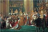3000 Piece Wooden Jigsaw Puzzles, Coronación De Napoleón, Famosa Pintura Al Óleo Clásica Gran Puzzle De Madera 110X87Cm