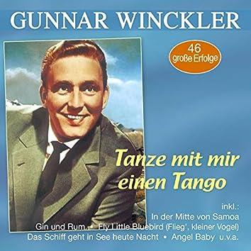 Tanze mit mir einen Tango - 46 große Erfolge