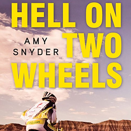 Hell on Two Wheels cover art