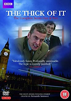 The Thick Of It - The Complete First Series