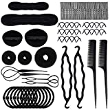 70 PACK Hair Styling Accessories