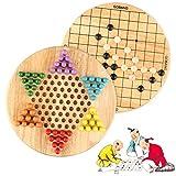 Wondertoys 2 in 1 Chinese Checkers & Gobang